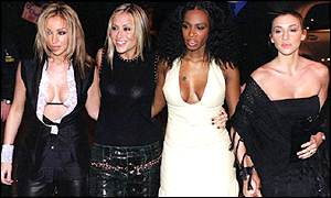 All Saints returned to the charts in 2000 with their number one hit, Pure Shores, taken from the film The Beach