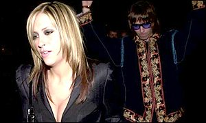 Nicole Appleton is expecting a baby with Oasis singer Liam Gallagher