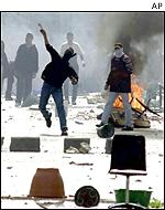 Clashes in Nazareth in September