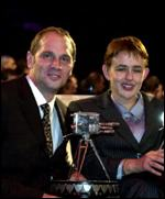 Sir Steve Redgrave and Tanni Grey-Thompson