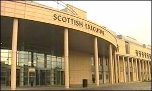 Scottish Executive building