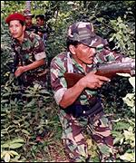 Aceh rebels