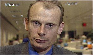 BBC political editor Andrew Marr