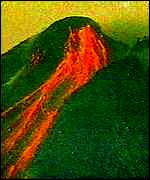 1994 eruption of Mount Merapi