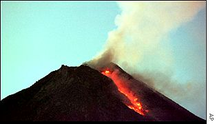 1998 eruption of Mount Merapi