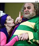 Barbara Frittoli and Bryn Terfel