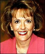Childline chairwoman Esther Rantzen