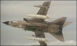Tornado, during the Gulf War