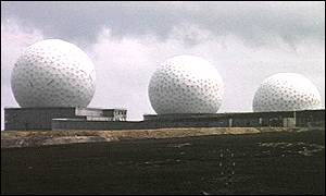 Flyingdales Military Base, Yorkshire