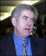 First Minister Rhodri Morgan