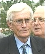 Seamus Mallon: Condemned those behind the bomb