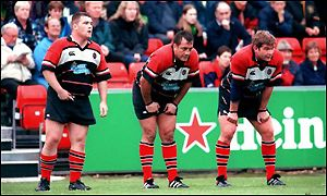 Reivers won but still bowed out of the Heineken Cup