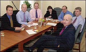 Conservative election team