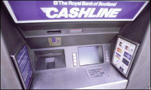 Royal Bank of Scotland cashline