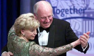 Dick and Lynne Cheney