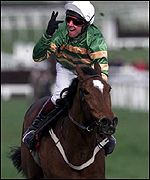 Istabraq wins third Champion Hurdle