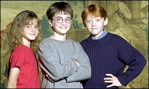 Harry Potter child stars