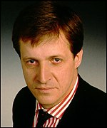 Alastair Campbell: furious with Mandelson