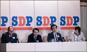 SDP launch press conference