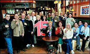 Cast of EastEnders