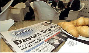'Forum News Daily', a daily publication of the World Economic Forum