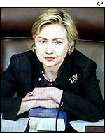 Hillary Clinton in the Senate