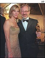 Kate and Steven Spielberg