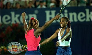 The Williams sisters were both disappointed with their singles campaigns