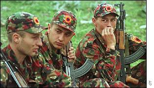 allegations against the kosovo liberation army Under us and european pressure, kosovo's government agreed in 2015 to set up the kosovo war crimes court, known as the special chambers, to confront allegations that fighters with the kosovo.