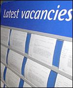 List of job vacancies