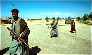 The Taleban in Afghanistan