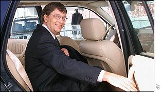 Bill Gates at Davos