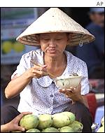 Vietnamese woman