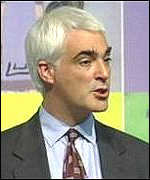 Social Security Secretary Alistair Darling