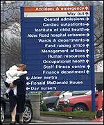 Thousands of body parts were removed at Liverpool's Alder Hey hospital