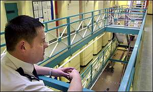 Bbc News England Replica Gun Smuggled Into Prison