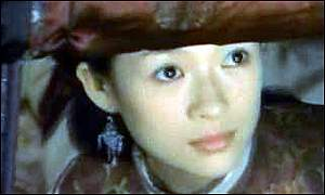 Zhang  Zi  Yi  in Crouching Tiger, Hidden Dragon