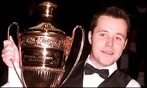 1999 - John Higgins showed his class at Wembley