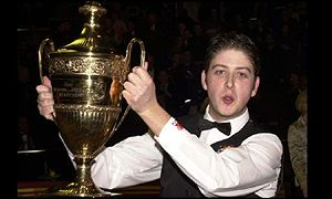2000 - Matthew Stevens outshone Ken Doherty