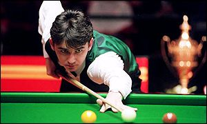 1994 - Alan McManus put a stop to Stepehn Hendry