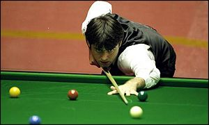 Ronnie 'the Rocket' O'Sullivan blazed a trail through the 1995 tournament