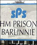 Barlinnie sign