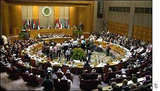 Arab League headquarters