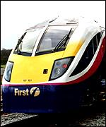 First Great Western high speed train