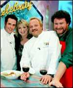 Rory McGrath on Ready Steady Cook
