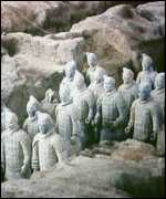[ image: The Terracotta Warriors of Xi'an]