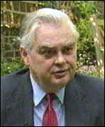 [ image: Norman Lamont was excluded from John Major's resignation honours]