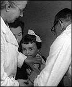 [ image: Before the NHS child mortality was high, several of Bevan's siblings died in childhood]