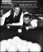 John Spencer and Ray Reardon