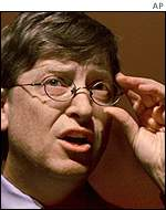 Microsoft's Bill Gates